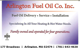 Arlington Fuel Oil