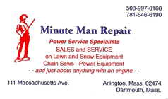Minute Man Repair
