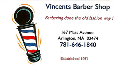 Vincent's Barber Shop