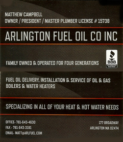 Alington Fuel Oil