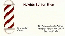 Heights Barber Shop