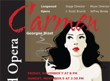 Carmen at Longwood Opera