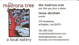 The Madrona Tree