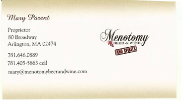 Menotomy Beer & Wine