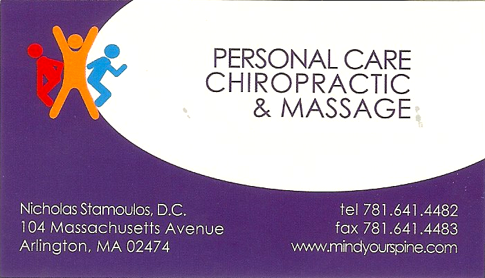 Personal Care Chiropractic and Massage
