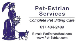 Pet-Estrian Services
