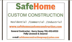 Safe Home Custom Construction