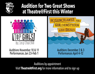 Theater at First auditions